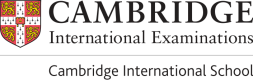 Cambridge International Examinations Logo
